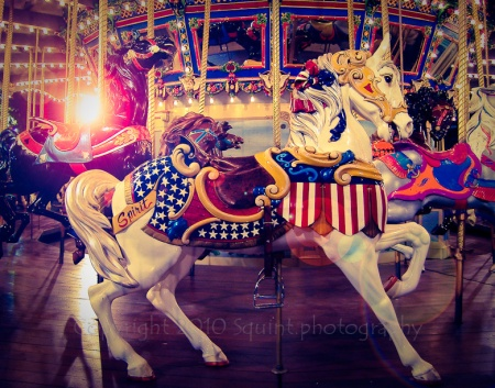 Spirit Carousel